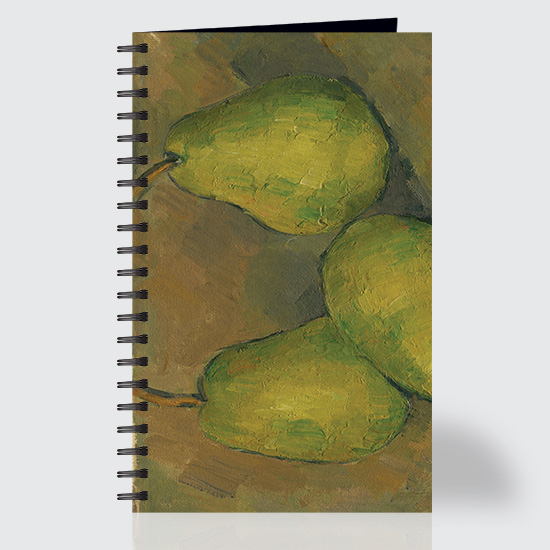 Three Pears - Journal - Front