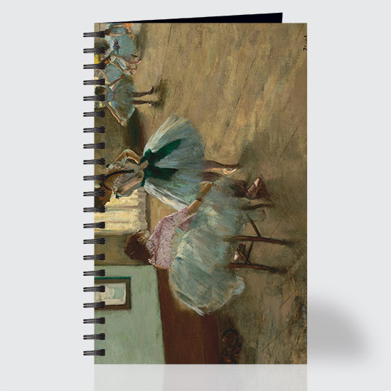 The Dance Lesson - Journal - Front