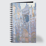 Rouen Cathedral West Façade - Journal - Front