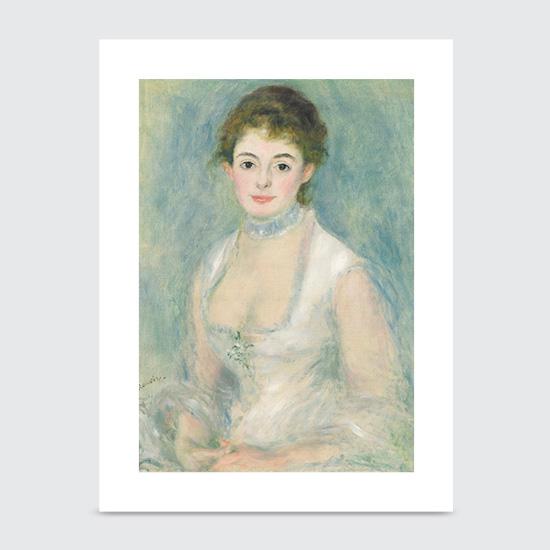 Madame Henriot - Art Print