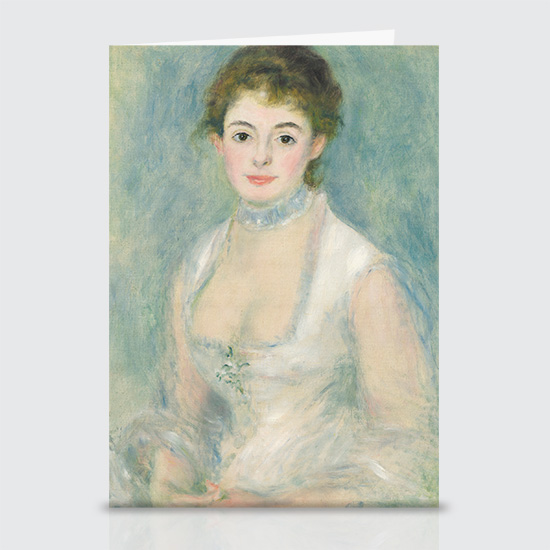 Madame Henriot - Greeting Cards