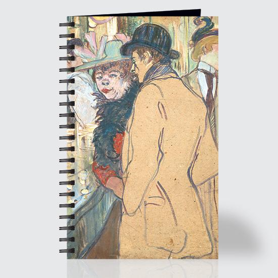 Alfred la Guigne - Journal - Front