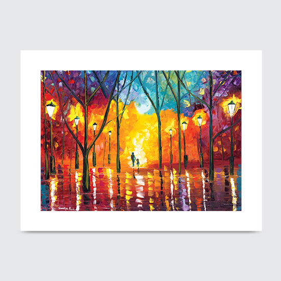 Guiding Light - Art Print