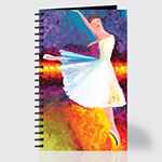 Ballerina - Journal - Front
