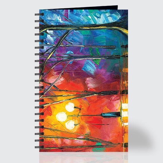 Rainy Rendezvous - Journal - Front