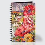 Ruffles Poppies - Journal - Front