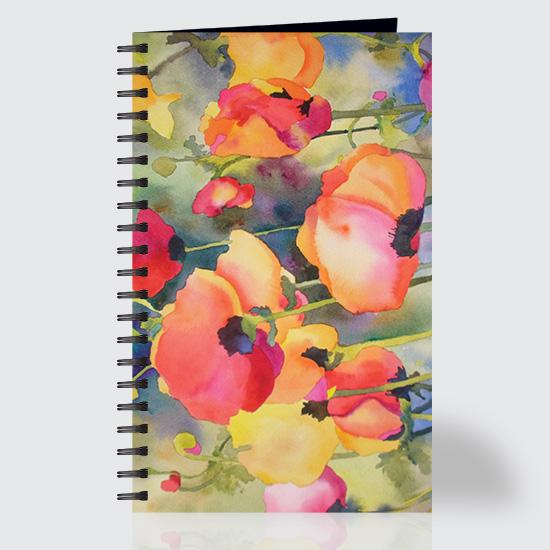 Poppy Presentation - Journal - Front
