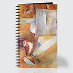 Birds Watercan - Journal - Front