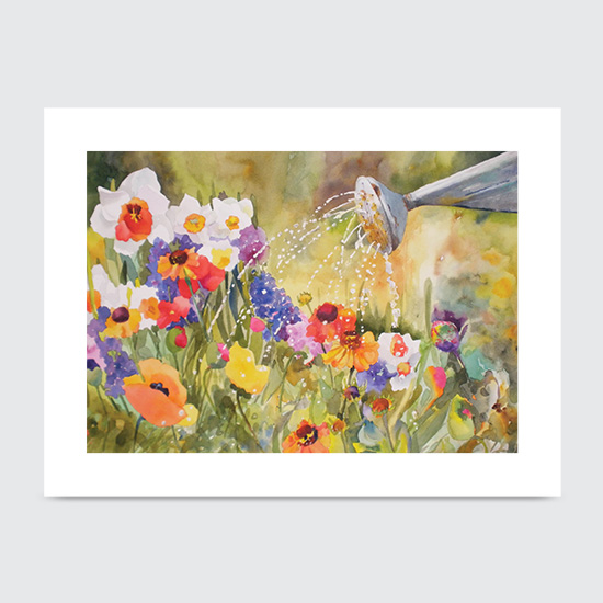 Spring Has Sprung - Art Print