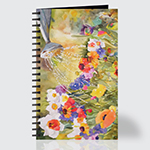 Spring Has Sprung - Journal - Front