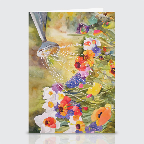 Spring Has Sprung - Greeting Cards