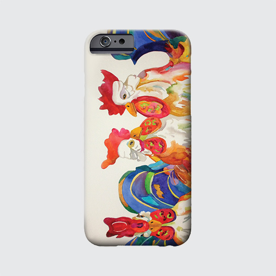Designer Chickens - iPhone 6 - Barely There