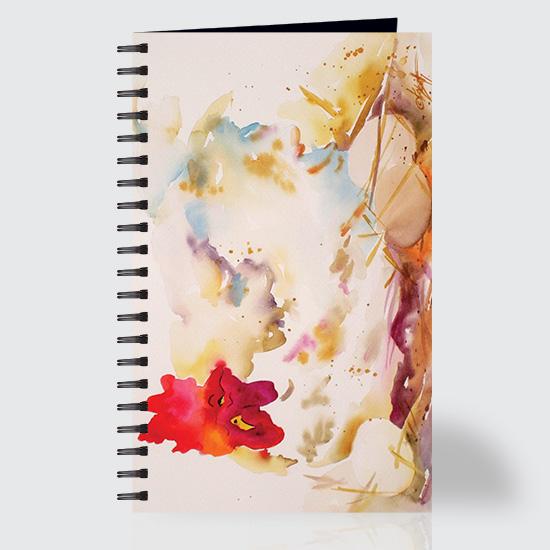 EggstraOrdinary Hen - Journal - Front
