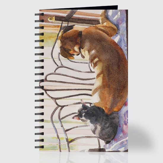 Pals - Journal - Front