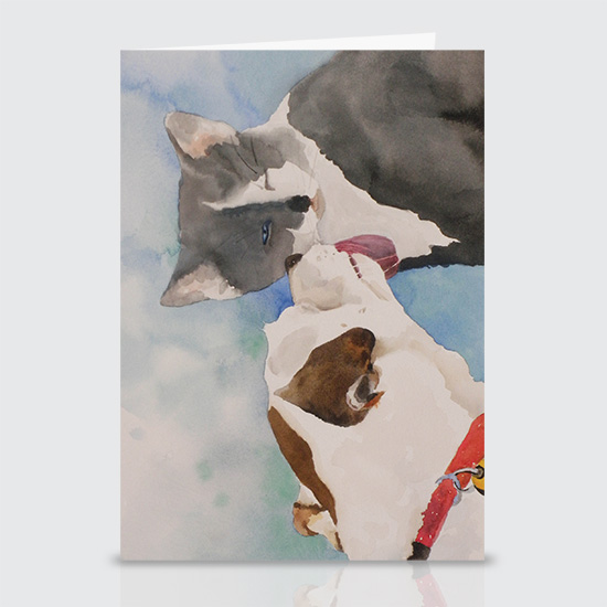 Catlick - Greeting Cards