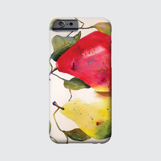 Partnership Pears - iPhone 6 - Barely There