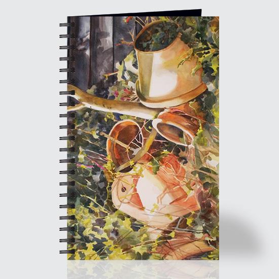 Joannas Pots - Journal - Front