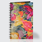 Lipsticks of Garden - Journal - Front