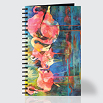 Flamboyance of Flamingos - Journal - Front