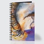 Wild Horse - Journal - Front