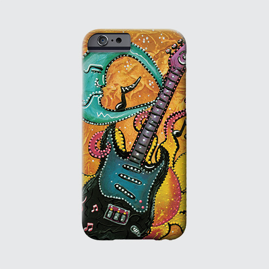 Celestial Guitar - iPhone 6 - Barely There