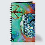 Hippie Trip - Journal - Front