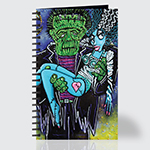 My Monster My Bride - Journal - Front