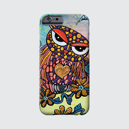 Mystical Owl - iPhone 6 - Barely There