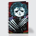 Scissorhands - Journal - Front