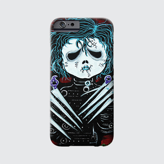 Scissorhands - iPhone 6 - Barely There