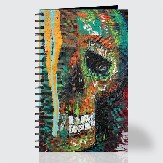 To Die For - Journal - Front
