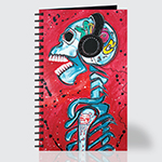 Music is Art - Journal - Front