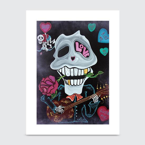 Be Mine - Art Print