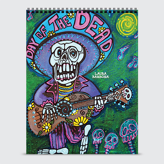 Day of the Dead - Calendar - Cover
