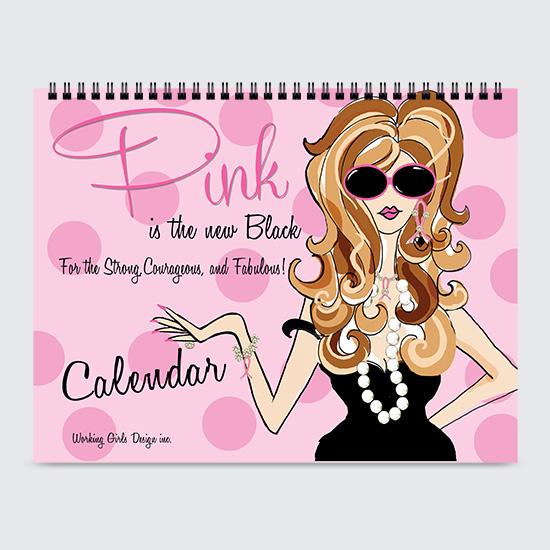 Pink - Calendar - Cover