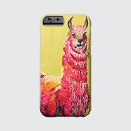 One Hot Llama - iPhone 6 - Barely There