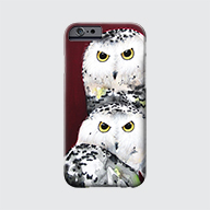 Snowy Owl Sauvignon - iPhone 6 - Barely There
