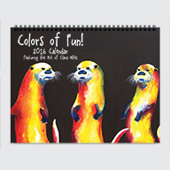 Colors of Fun - Calendar - Cover
