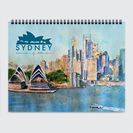 Sydney - Calendar - Cover