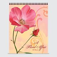 Jill Meyer Florals - Calendar - Cover