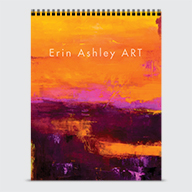 Erin Ashley ART - Calendar - Cover
