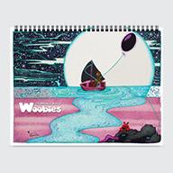 Woobies - Calendar - Cover