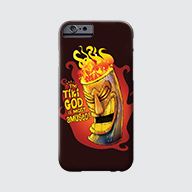Amused Tiki God - iPhone 6 - Barely There