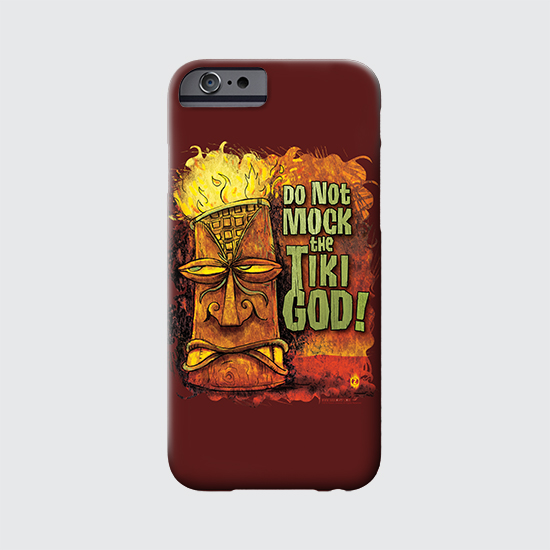 Do Not Mock The Tiki God - iPhone 6 - Barely There