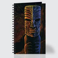 Lava Falls - Journal - Front