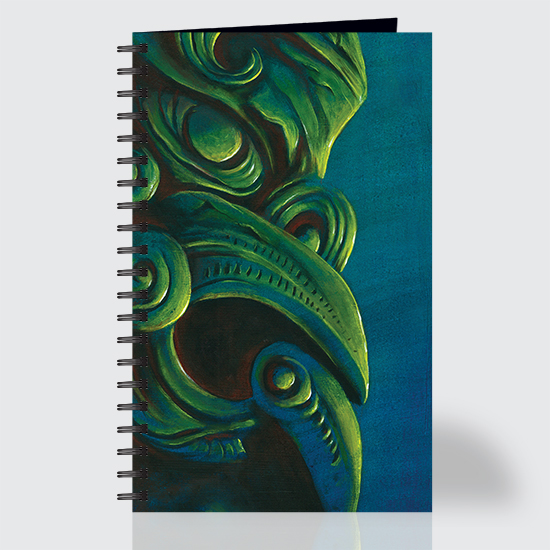 Maori - Journal - Front
