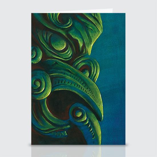 Maori - Greeting Cards