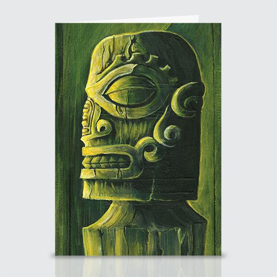 Marquesan - Greeting Cards
