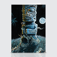 Marquesan Entwined - Greeting Cards