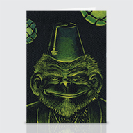 The Greeter - Greeting Cards